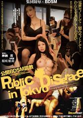 公開BDSM調教