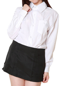 Costume Collection OL ドレススーツ(インテリ系)/ブラック