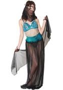 Costume Collection パーティーナイトドレス(P-006)ベリーダンサー/グリーン