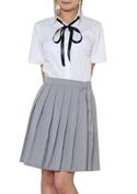 chu-U-chu Costume Collection ミニスカスクールガール(G-005)グレー/グレー