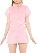 chu-U-chu Costume Collection セクシーナース(S-007)ピンク/ピンク