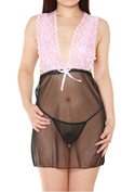 Lingerie Collection ショートドレス(S-005)/