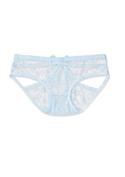chu-U-chu Shorts Collection バックデコレートパンティ(B-005)アクア/アクア