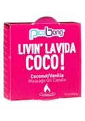 Massage Oil Candle Coconut&Vanilla (マッサージオイルキャンドル)ココナッツ&バニラ/