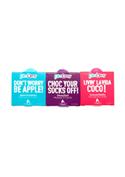 PicoBong マッサージオイルキャンドル 3種類お試しバラエティーセット〜お好みのオイルで癒し&リフレッシュ〜/