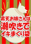 昇天お姉さんは潮吹きでイキまくり袋【WaapTV新年限定福袋】/出演女優3名